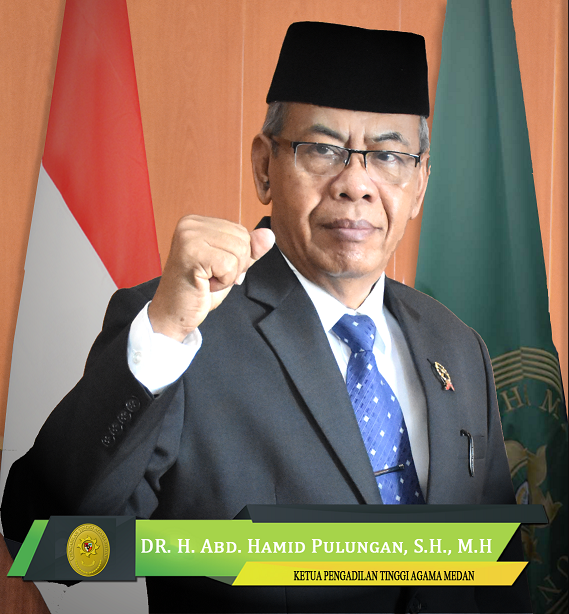 Ketua Pengadilan Tinggi Agama Medan